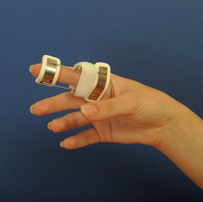 Attēls Finger extension splint with spring (C03 )