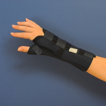 Picture of Textile wrist orthosis, Long (C 280)