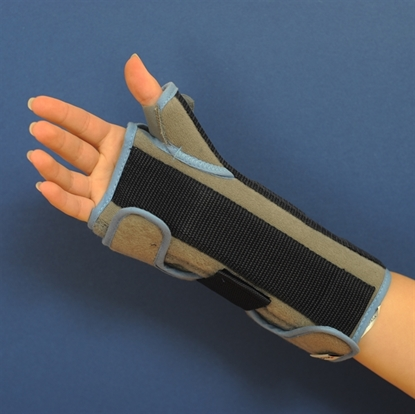 Picture of Wrist orthosis with 1 cinch strap (933)