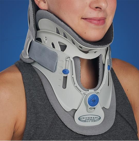 Universal XTW cervical collar BOA (1130100) attēls