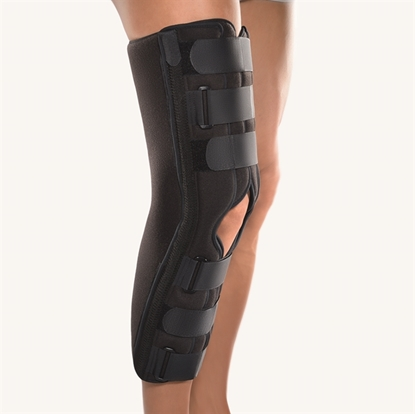 Picture of Immobilisation Splint with Patella Recess (145000)