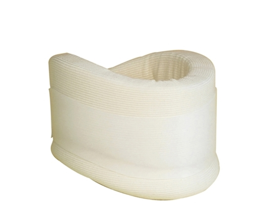 Semi-rigid contoured cervical collar (CC121) attēls