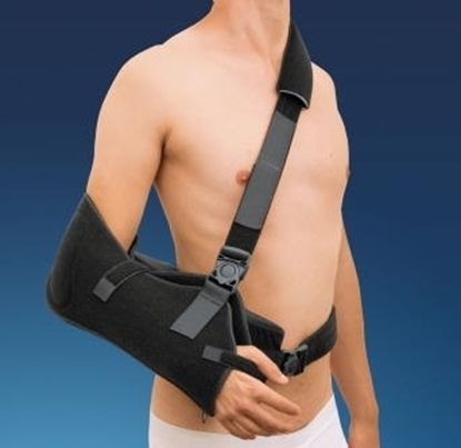 Picture of MR1163 Mediroyal Omox Zip Shoulder Immobilizer